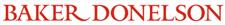 Baker Donelson Bearman Caldwell & Berkowitz PC logo