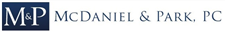 McDaniel &amp; Park, P.C. logo