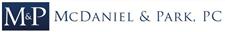 McDaniel & Park PC logo
