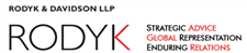 Rodyk &amp; Davidson LLP logo