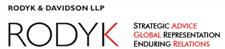 Rodyk & Davidson LLP logo
