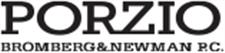 Porzio Bromberg & Newman PC logo