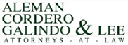 Aleman Cordero Galindo y Lee logo