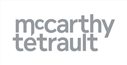 McCarthy T&#233;trault LLP logo
