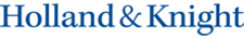 Holland &amp; Knight LLP logo