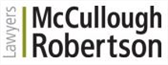 Firm logo for McCullough Robertson