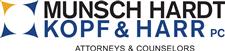 Munsch Hardt Kopf & Harr PC logo