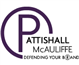Pattishall McAuliffe Newbury Hilliard & Geraldson LLP logo