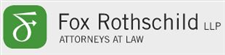 Firm logo for Fox Rothschild LLP