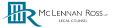 McLennan Ross LLP logo