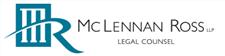 McLennan Ross LLP logo