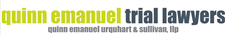 Quinn Emanuel Urquhart &amp; Sullivan LLP logo
