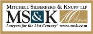 Mitchell Silberberg &amp; Knupp LLP logo