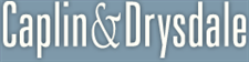 Caplin &amp; Drysdale logo