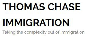Thomas Chase Immigration logo