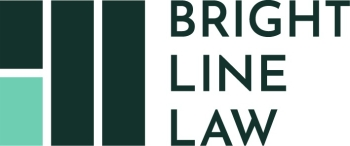 Bright Line Law logo