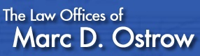 Law Offices of Marc D. Ostrow logo