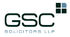 GSC Solicitors logo