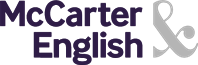 Firm logo for McCarter & English LLP