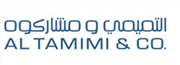 Firm logo for Al Tamimi & Company - Advocates and Legal Consultants