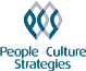 Firm logo for People + Culture Strategies