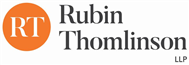 Firm logo for Rubin Thomlinson LLP