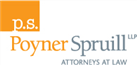 Firm logo for Poyner Spruill LLP