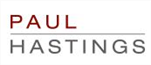 Firm logo for Paul Hastings LLP