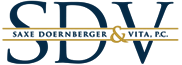 Firm logo for Saxe Doernberger & Vita, P.C.