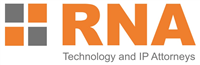 Firm logo for RNA Technology and IP Attorneys