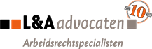 Firm logo for L&A advocaten BV