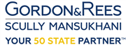 Firm logo for Gordon Rees Scully Mansukhani