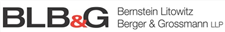 Firm logo for Bernstein Litowitz Berger & Grossmann LLP