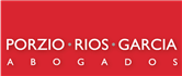 Firm logo for Porzio Ríos García