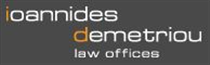Firm logo for Ioannides Demetriou LLC