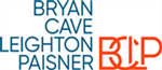 Firm logo for Bryan Cave Leighton Paisner (Bryan Cave)
