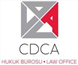 Firm logo for CDCA