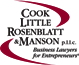 Firm logo for Cook Little Rosenblatt & Manson pllc