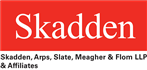 Firm logo for Skadden Arps Slate Meagher & Flom LLP