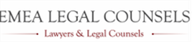 Firm logo for EMEA Legal Counsels