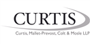 Firm logo for Curtis, Mallet-Prevost, Colt & Mosle LLP