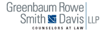 Firm logo for Greenbaum, Rowe, Smith & Davis LLP