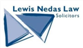 Firm logo for Lewis Nedas Law