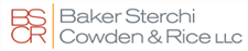Firm logo for Baker Sterchi Cowden & Rice LLC
