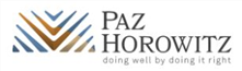 Firm logo for Paz Horowitz