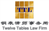 Twelve Tables Law Firm logo