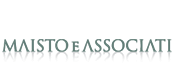 Firm logo for Maisto e Associati