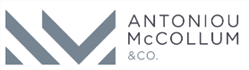 Firm logo for Antoniou McCollum & Co LLC