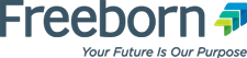 Firm logo for Freeborn & Peters