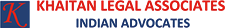 Firm logo for Khaitan Legal Associates